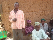 A farmer, Kamoru Lateef from Lanlate Oyo State narrates how his farmland was forcefully taken by investors who had the backing