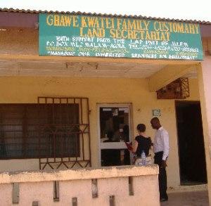 Land Secretariat